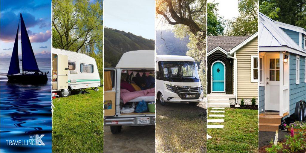 Quiz Is You Dream Home A Tiny House Boat Caravan Motorhome Van Or