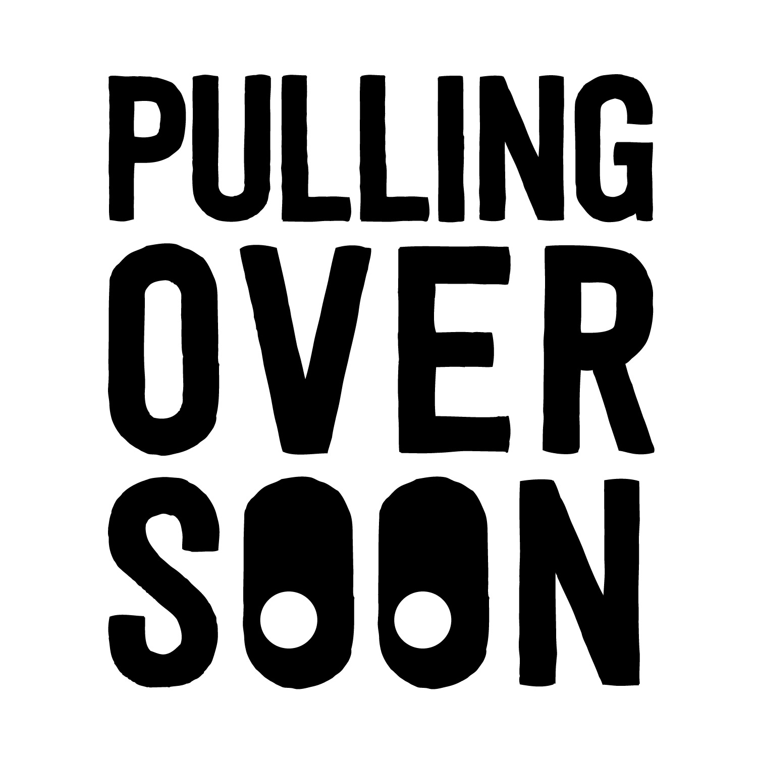 Pulling-over-soon